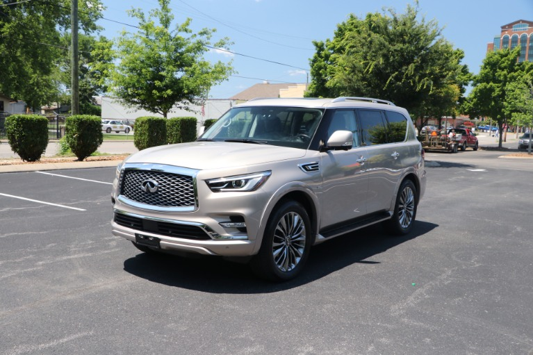 Used 2018 infiniti QX80 AWD DRIVER ASSISTANCE PKG W/NAV for sale $55,818 at Auto Collection in Murfreesboro TN 37130 2