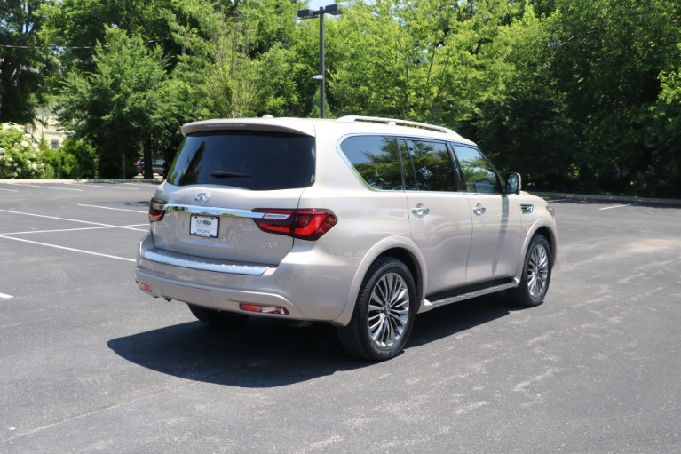 Used 2018 infiniti QX80 AWD DRIVER ASSISTANCE PKG W/NAV for sale $55,818 at Auto Collection in Murfreesboro TN 37130 3