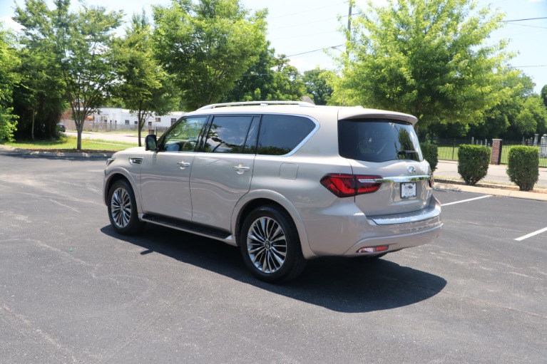 Used 2018 infiniti QX80 AWD DRIVER ASSISTANCE PKG W/NAV for sale $55,818 at Auto Collection in Murfreesboro TN 37130 4