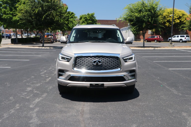Used 2018 infiniti QX80 AWD DRIVER ASSISTANCE PKG W/NAV for sale $55,818 at Auto Collection in Murfreesboro TN 37130 5