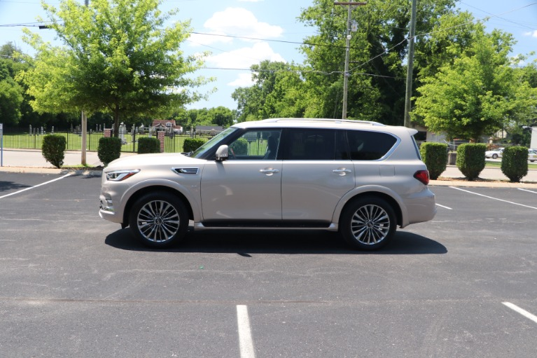 Used 2018 infiniti QX80 AWD DRIVER ASSISTANCE PKG W/NAV for sale $55,818 at Auto Collection in Murfreesboro TN 37130 7