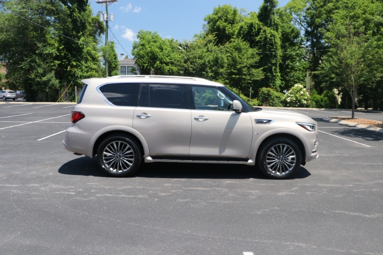 Used 2018 infiniti QX80 AWD DRIVER ASSISTANCE PKG W/NAV for sale $55,818 at Auto Collection in Murfreesboro TN 37130 8