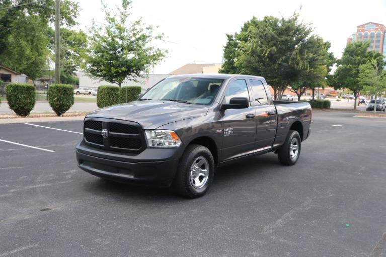 Used 2019 Ram 1500 CLASSIC TRADESMAN QUAD CAB 4WD W/HEMI for sale $33,950 at Auto Collection in Murfreesboro TN 37130 2