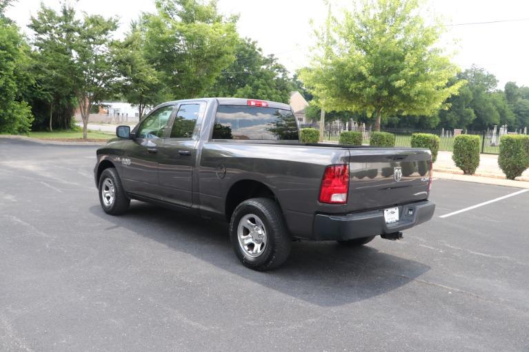 Used 2019 Ram 1500 CLASSIC TRADESMAN QUAD CAB 4WD W/HEMI for sale $33,950 at Auto Collection in Murfreesboro TN 37130 4