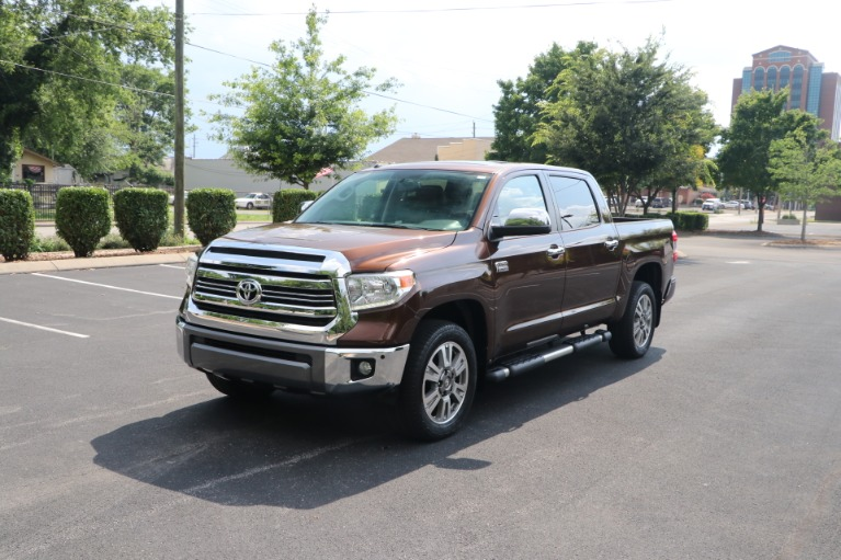 Used 2017 Toyota Tundra 1794 Edition 4WD W/NAV for sale $49,950 at Auto Collection in Murfreesboro TN 37130 2