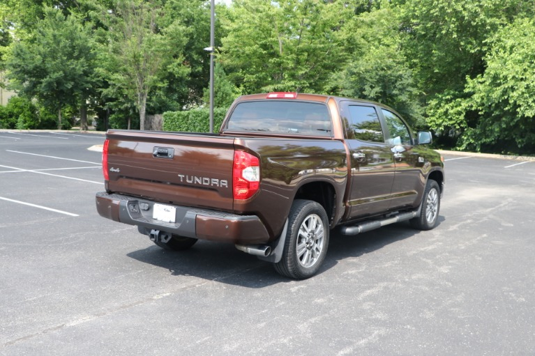 Used 2017 Toyota Tundra 1794 Edition 4WD W/NAV for sale $49,950 at Auto Collection in Murfreesboro TN 37130 3