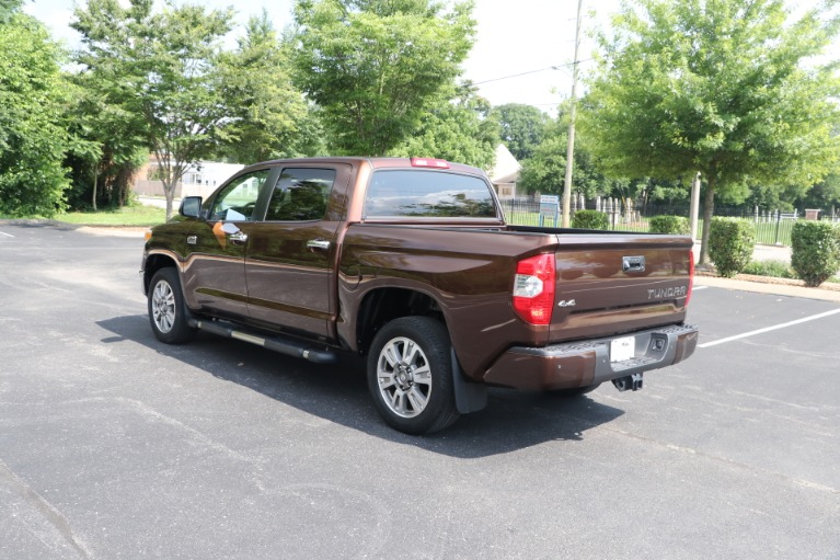 Used 2017 Toyota Tundra 1794 Edition 4WD W/NAV for sale $49,950 at Auto Collection in Murfreesboro TN 37130 4