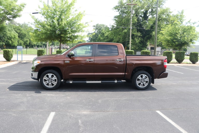 Used 2017 Toyota Tundra 1794 Edition 4WD W/NAV for sale $49,950 at Auto Collection in Murfreesboro TN 37130 7
