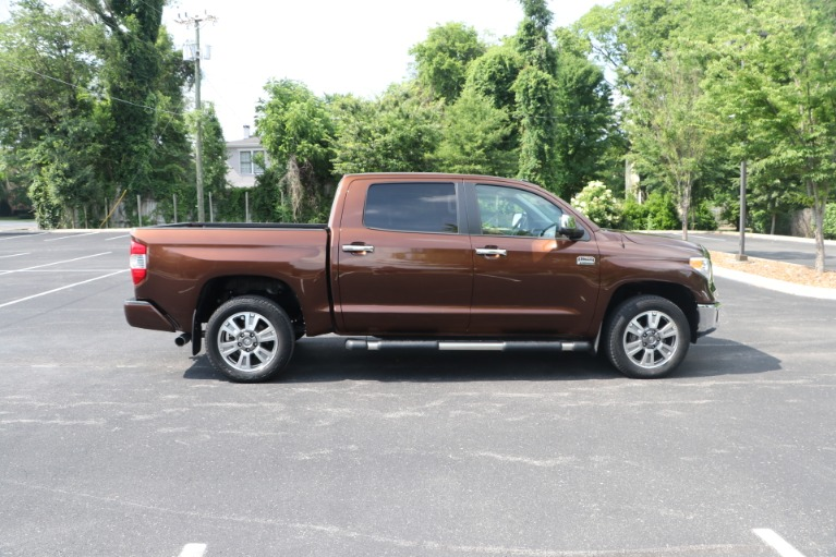 Used 2017 Toyota Tundra 1794 Edition 4WD W/NAV for sale $49,950 at Auto Collection in Murfreesboro TN 37130 8
