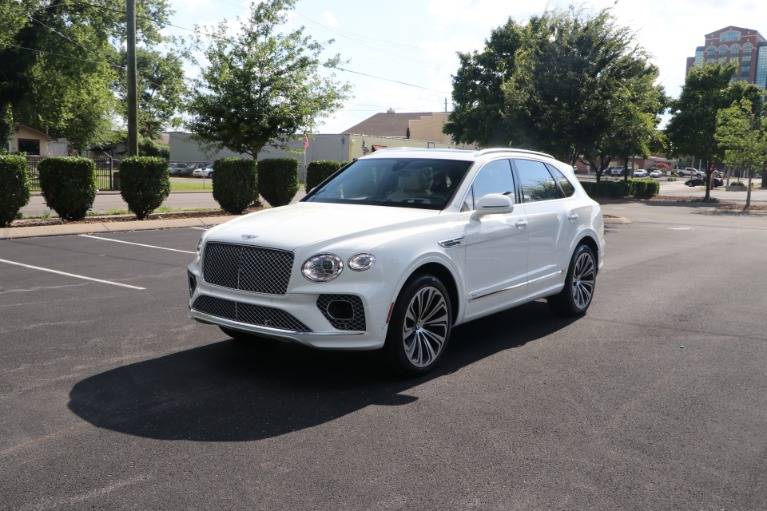Used 2021 Bentley Bentayga 4.0L V8 AWD W/NAV for sale $239,950 at Auto Collection in Murfreesboro TN 37130 2