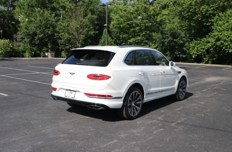 Used 2021 Bentley Bentayga 4.0L V8 AWD W/NAV for sale $239,950 at Auto Collection in Murfreesboro TN 37130 3