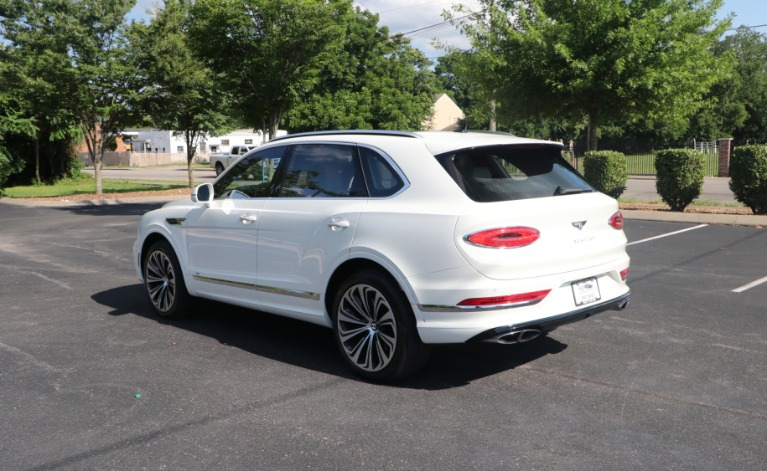 Used 2021 Bentley Bentayga 4.0L V8 AWD W/NAV for sale $239,950 at Auto Collection in Murfreesboro TN 37130 4