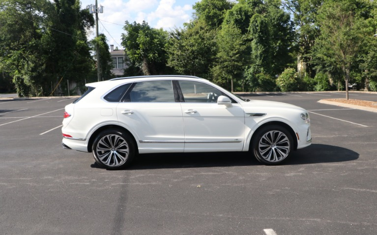 Used 2021 Bentley Bentayga 4.0L V8 AWD W/NAV for sale $239,950 at Auto Collection in Murfreesboro TN 37130 8