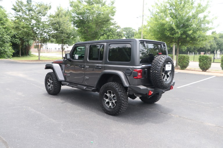Used 2020 Jeep Wrangler Unlimited Rubicon SUPERCHARGED 4X4 W/NAV for sale $64,950 at Auto Collection in Murfreesboro TN 37130 4