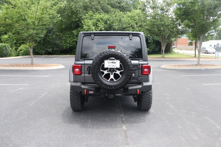 Used 2020 Jeep Wrangler Unlimited Rubicon SUPERCHARGED 4X4 W/NAV for sale $64,950 at Auto Collection in Murfreesboro TN 37130 6