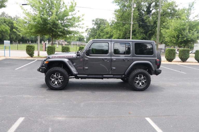Used 2020 Jeep Wrangler Unlimited Rubicon SUPERCHARGED 4X4 W/NAV for sale $64,950 at Auto Collection in Murfreesboro TN 37130 7