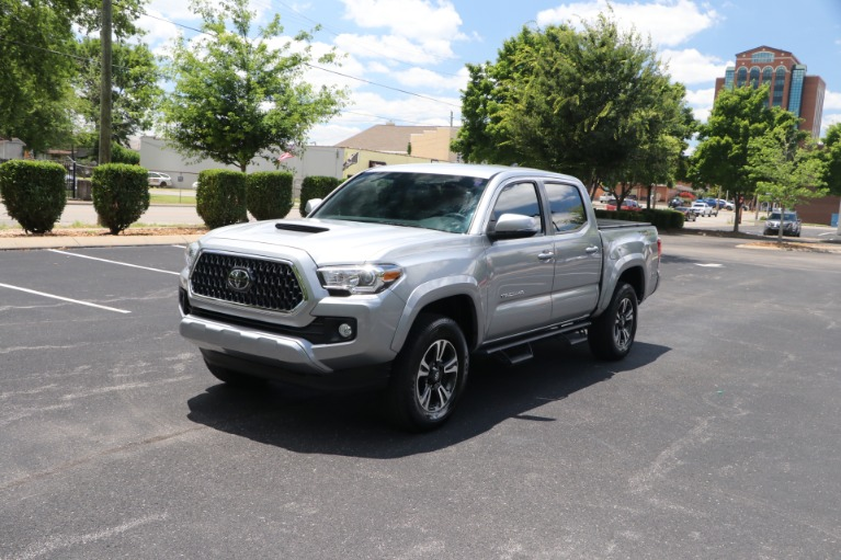 Used 2018 Toyota Tacoma TRD Sport 4X2 DOUBLE CAB W/NAV for sale $37,950 at Auto Collection in Murfreesboro TN 37130 2