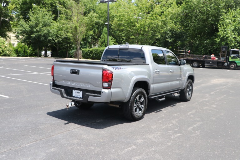 Used 2018 Toyota Tacoma TRD Sport 4X2 DOUBLE CAB W/NAV for sale $37,950 at Auto Collection in Murfreesboro TN 37130 3