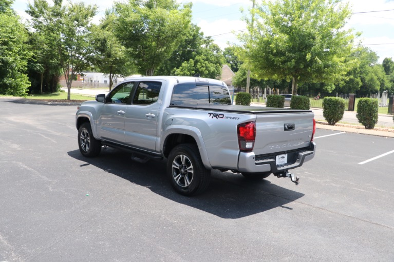 Used 2018 Toyota Tacoma TRD Sport 4X2 DOUBLE CAB W/NAV for sale $37,950 at Auto Collection in Murfreesboro TN 37130 4