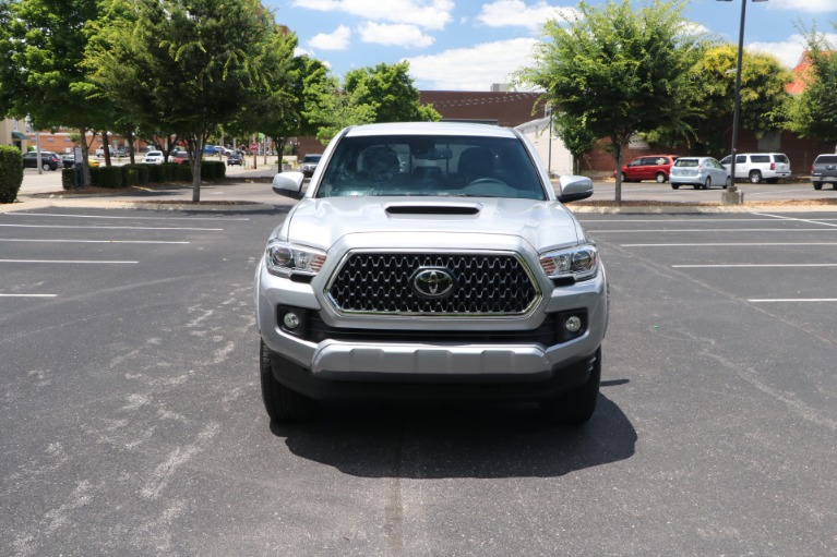 Used 2018 Toyota Tacoma TRD Sport 4X2 DOUBLE CAB W/NAV for sale $37,950 at Auto Collection in Murfreesboro TN 37130 5
