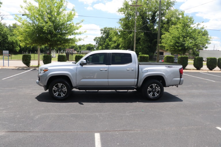 Used 2018 Toyota Tacoma TRD Sport 4X2 DOUBLE CAB W/NAV for sale $37,950 at Auto Collection in Murfreesboro TN 37130 7