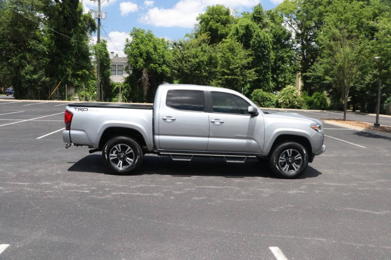 Used 2018 Toyota Tacoma TRD Sport 4X2 DOUBLE CAB W/NAV for sale $37,950 at Auto Collection in Murfreesboro TN 37130 8