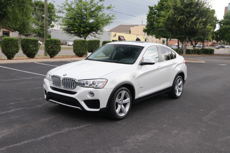 Used 2017 BMW X4 xDrive28i Sports Activity Coupe PREMIUM W/TECH for sale $30,950 at Auto Collection in Murfreesboro TN 37130 2