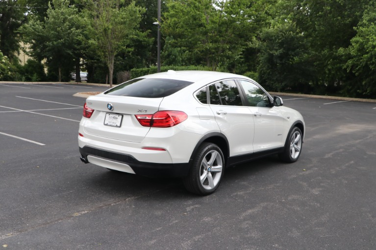 Used 2017 BMW X4 xDrive28i Sports Activity Coupe PREMIUM W/TECH for sale $30,950 at Auto Collection in Murfreesboro TN 37130 3