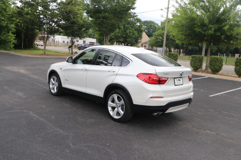 Used 2017 BMW X4 xDrive28i Sports Activity Coupe PREMIUM W/TECH for sale $30,950 at Auto Collection in Murfreesboro TN 37130 4