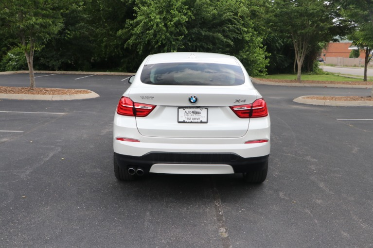 Used 2017 BMW X4 xDrive28i Sports Activity Coupe PREMIUM W/TECH for sale $30,950 at Auto Collection in Murfreesboro TN 37130 6