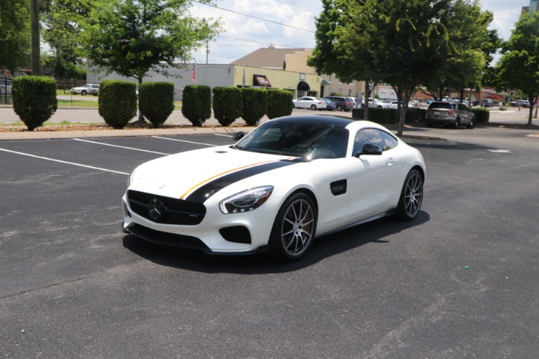 Used 2016 Mercedes-Benz AMG GT S DISTRONIC PLUS W/NAV for sale $97,950 at Auto Collection in Murfreesboro TN 37130 2