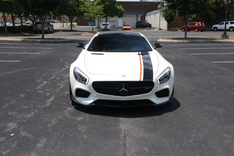 Used 2016 Mercedes-Benz AMG GT S DISTRONIC PLUS W/NAV for sale $97,950 at Auto Collection in Murfreesboro TN 37130 5