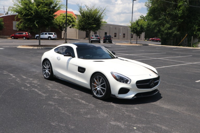 Used 2016 Mercedes-Benz AMG GT S DISTRONIC PLUS W/NAV for sale $97,950 at Auto Collection in Murfreesboro TN 37130 1