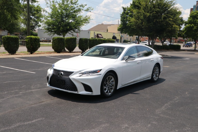 Used 2018 Lexus LS 500 RWD W/NAV for sale $62,500 at Auto Collection in Murfreesboro TN 37130 2