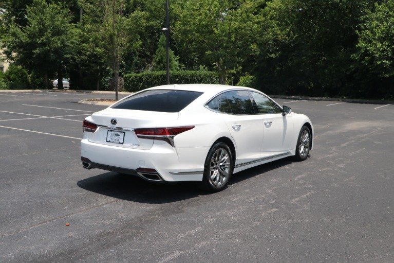 Used 2018 Lexus LS 500 RWD W/NAV for sale $62,500 at Auto Collection in Murfreesboro TN 37130 3