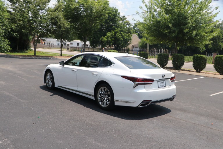 Used 2018 Lexus LS 500 RWD W/NAV for sale $62,500 at Auto Collection in Murfreesboro TN 37130 4
