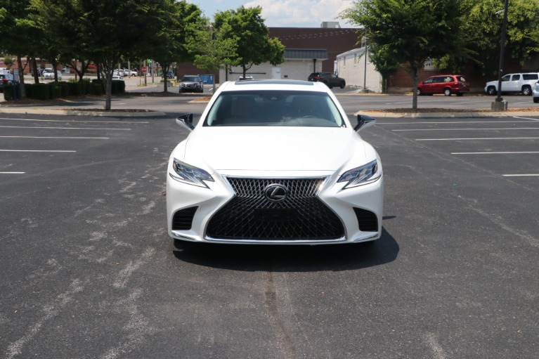 Used 2018 Lexus LS 500 RWD W/NAV for sale $62,500 at Auto Collection in Murfreesboro TN 37130 5
