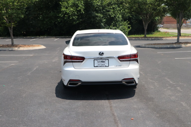Used 2018 Lexus LS 500 RWD W/NAV for sale $62,500 at Auto Collection in Murfreesboro TN 37130 6