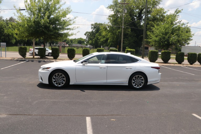 Used 2018 Lexus LS 500 RWD W/NAV for sale $62,500 at Auto Collection in Murfreesboro TN 37130 7