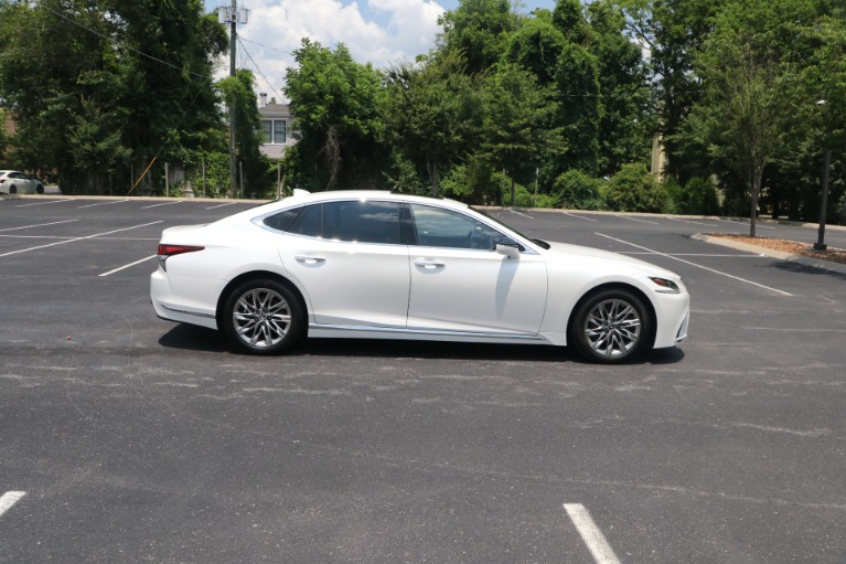 Used 2018 Lexus LS 500 RWD W/NAV for sale $62,500 at Auto Collection in Murfreesboro TN 37130 8
