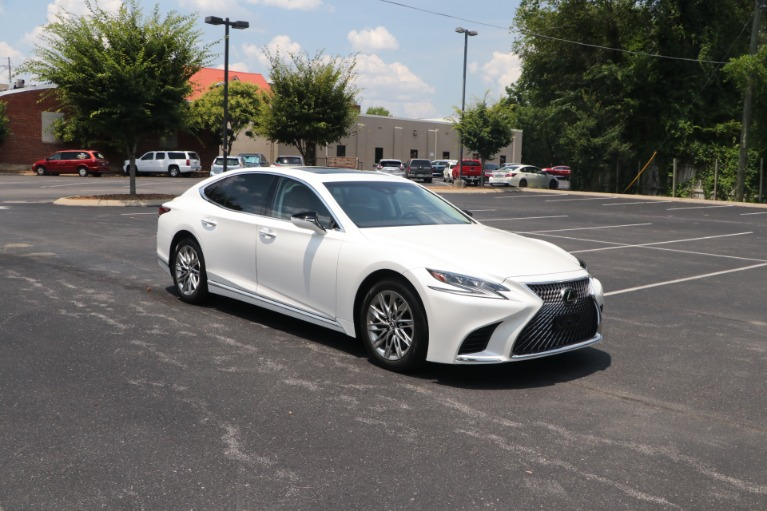 Used Used 2018 Lexus LS 500 RWD W/NAV for sale $62,500 at Auto Collection in Murfreesboro TN