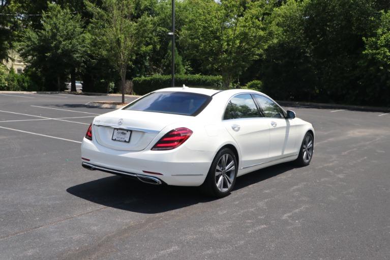 Used 2018 Mercedes-Benz S450 PREMIUM RWD W/NAV for sale $63,500 at Auto Collection in Murfreesboro TN 37130 3