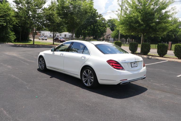 Used 2018 Mercedes-Benz S450 PREMIUM RWD W/NAV for sale $63,500 at Auto Collection in Murfreesboro TN 37130 4