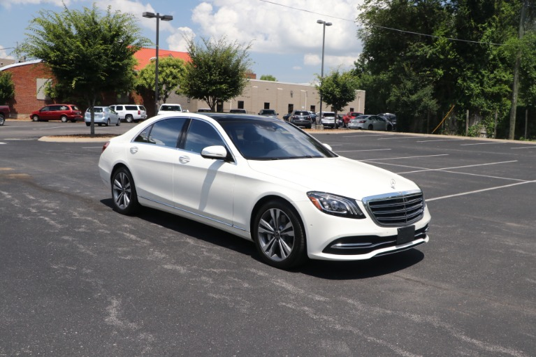 Used Used 2018 Mercedes-Benz S450 PREMIUM RWD W/NAV for sale $62,950 at Auto Collection in Murfreesboro TN