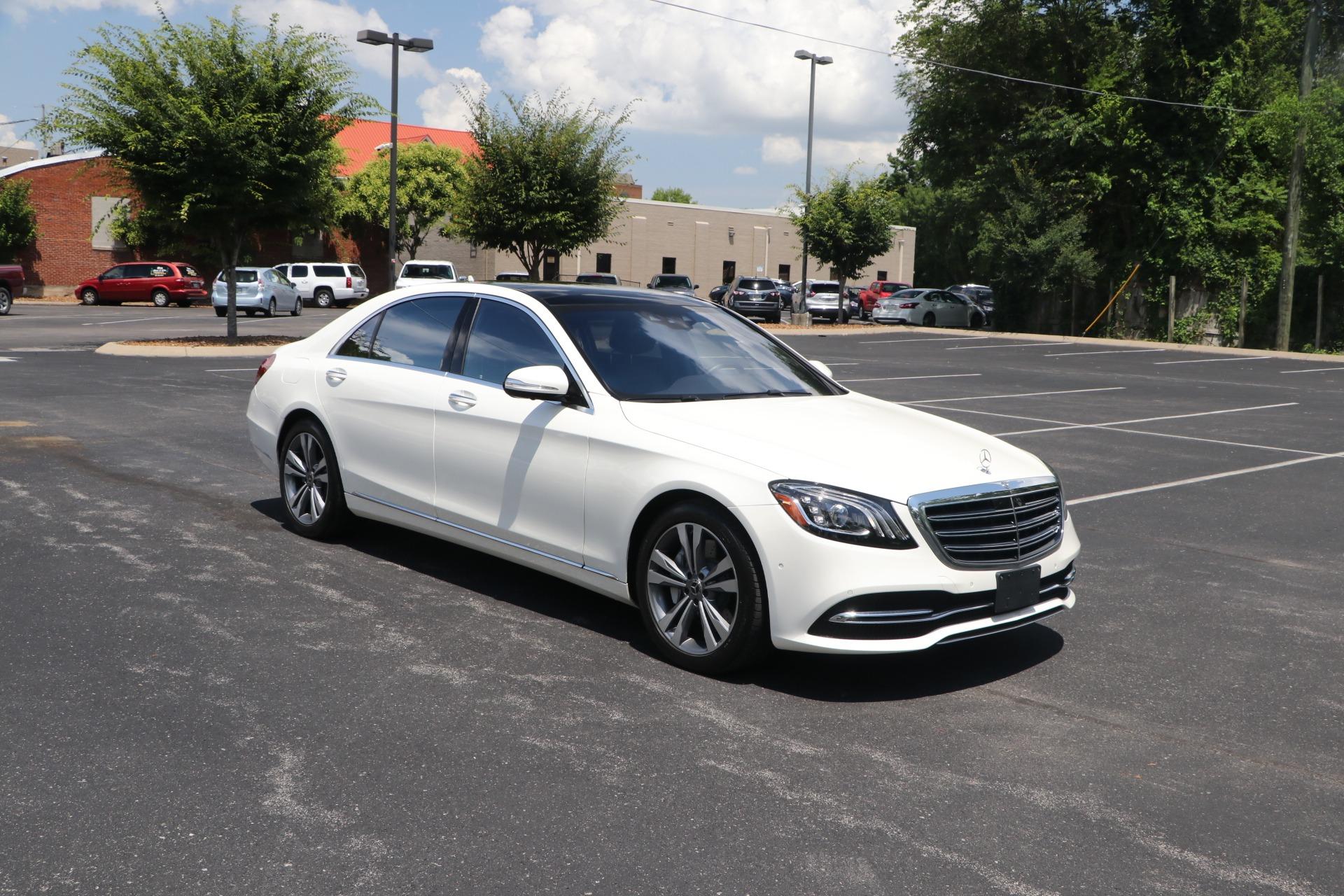 Used 2018 Mercedes-Benz S450 PREMIUM RWD W/NAV for sale $63,500 at Auto Collection in Murfreesboro TN 37130 1
