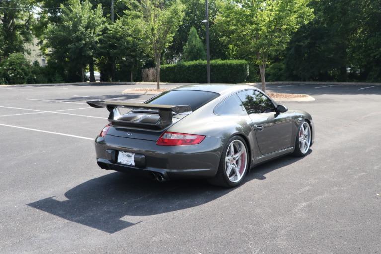 Used 2007 Porsche 911 Carrera 4S AWD W/Carrera PWR Kit for sale $72,950 at Auto Collection in Murfreesboro TN 37130 3