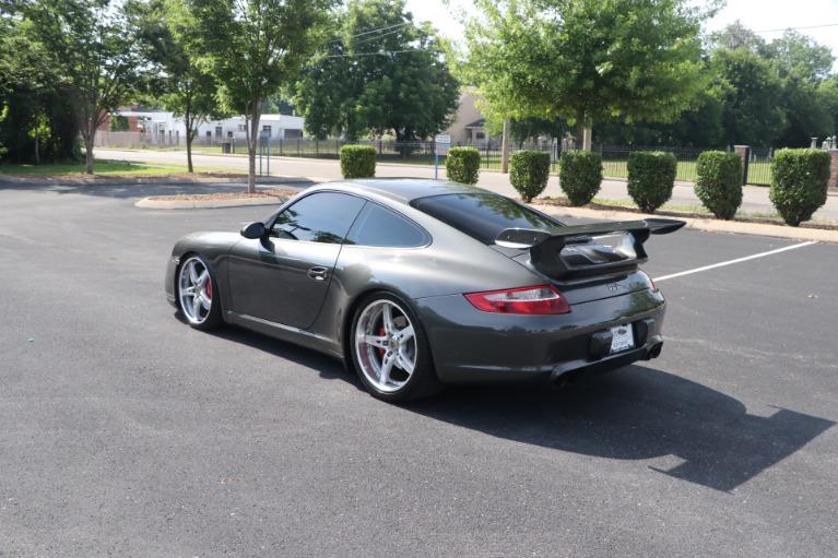 Used 2007 Porsche 911 Carrera 4S AWD W/Carrera PWR Kit for sale $72,950 at Auto Collection in Murfreesboro TN 37130 4