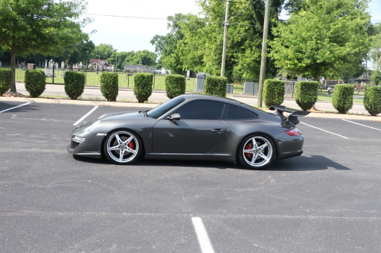 Used 2007 Porsche 911 Carrera 4S AWD W/Carrera PWR Kit for sale $72,950 at Auto Collection in Murfreesboro TN 37130 7