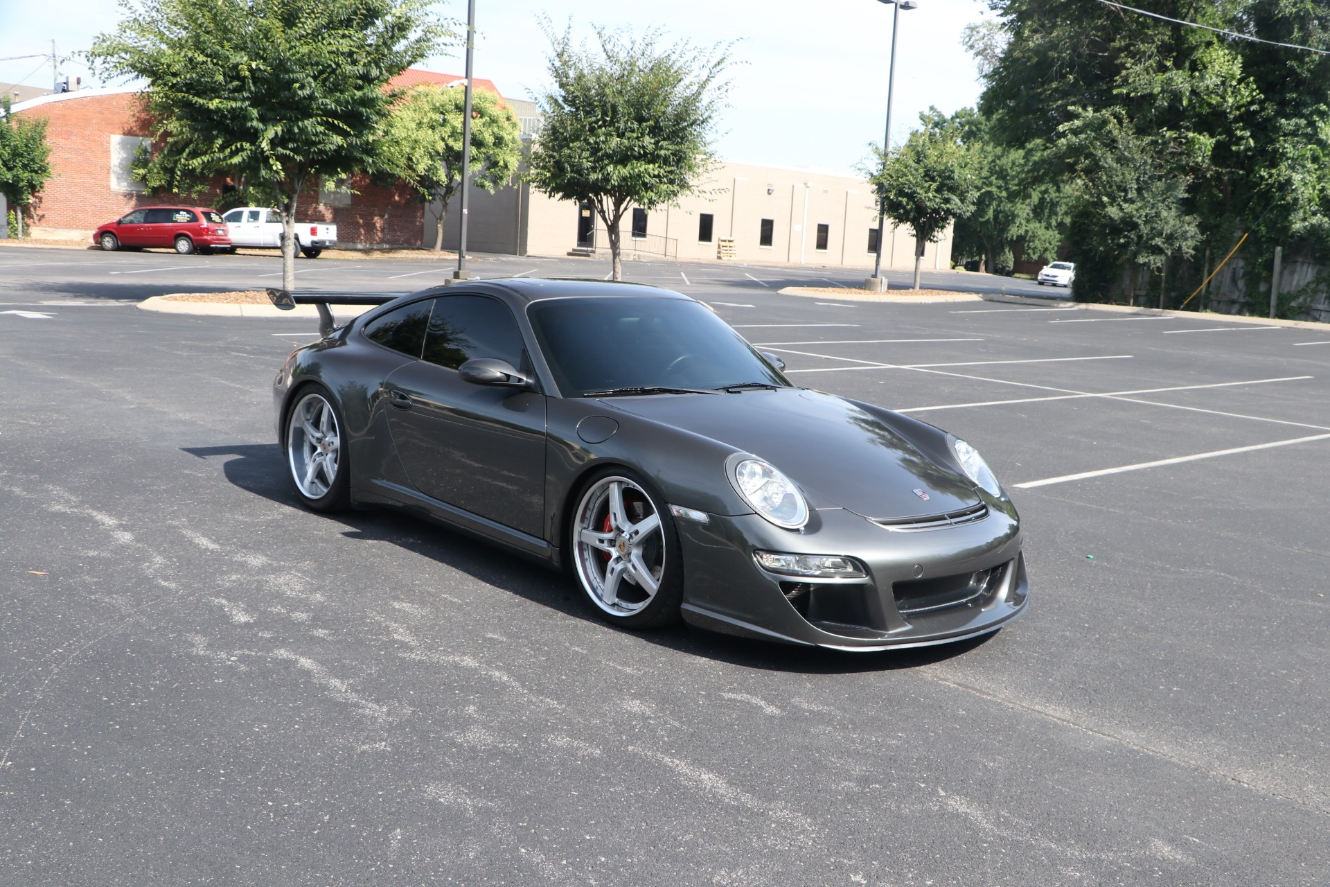 Used 2007 Porsche 911 Carrera 4S AWD W/Carrera PWR Kit for sale $72,950 at Auto Collection in Murfreesboro TN 37130 1
