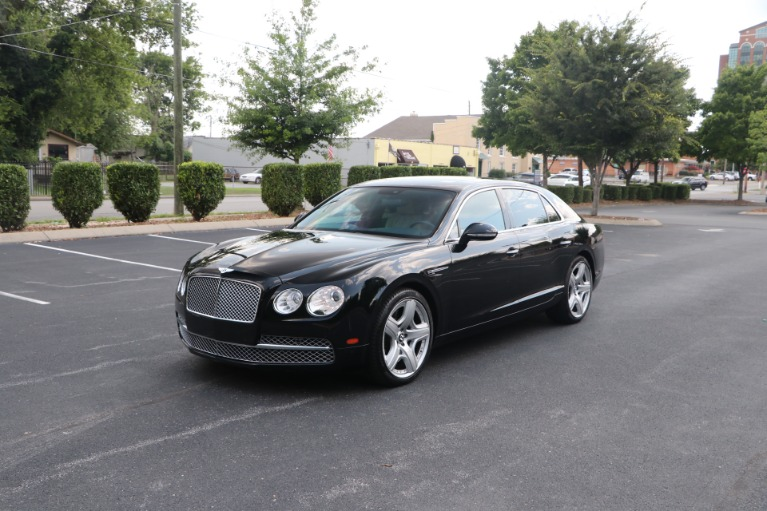Used 2014 Bentley Flying Spur LAUNCH LVL 2 W12 W/NAV for sale $90,950 at Auto Collection in Murfreesboro TN 37130 2